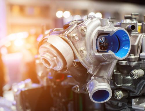 Marzenie o turbosprężarce