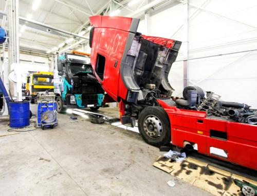 Rośnie potencjał rynku napraw jednośladów i ciężarówek