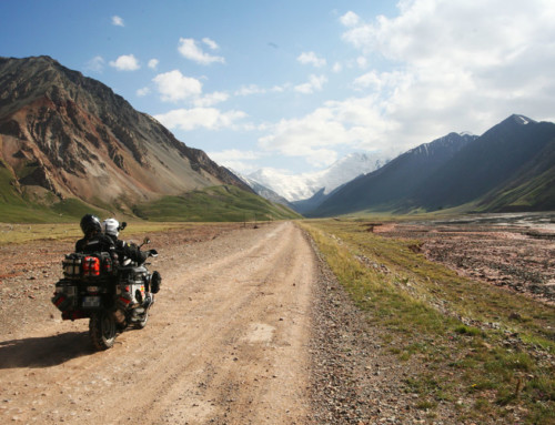 Legendarny Pamir Highway