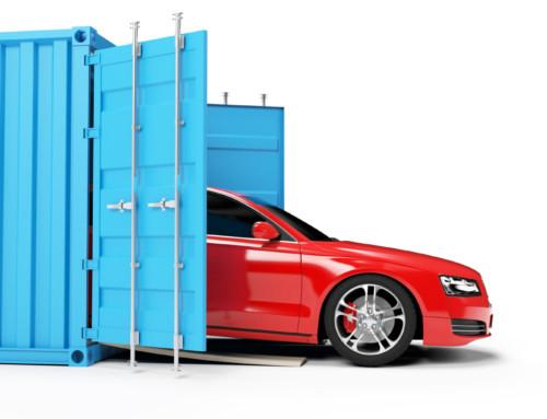 Import i złomowanie samochodów osobowych