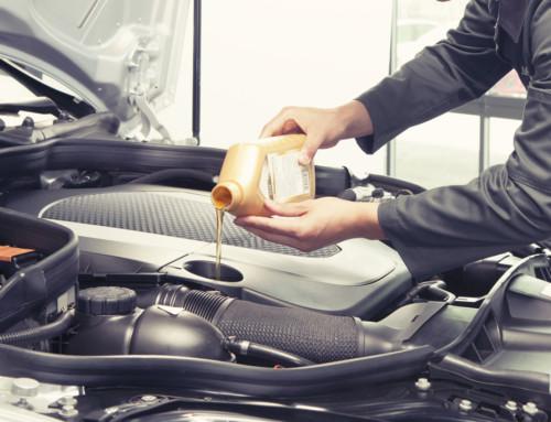 Oleje silnikowe i płyny eksploatacyjne