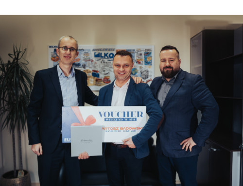 Bartosz Badowski – handlowcem roku ELIT Polska 2019