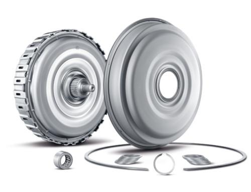 Nowy produkt LUK REPSET 2CT dla skrzyń biegów z mokrym sprzęgłem podwójnym w grupie VW