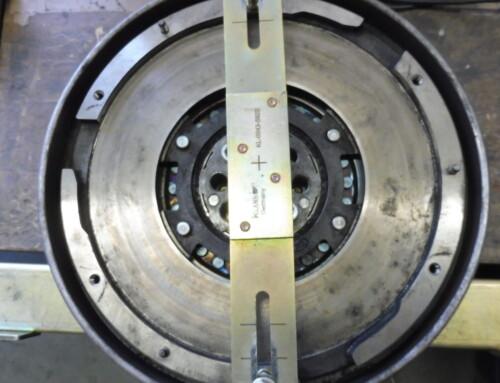 Dwumasowe koło zamachowe ze sprzęgłem przeciążeniowym ITL  (Impact Torque Limiter) na przykładzie Citroëna Jumpera (06-)
