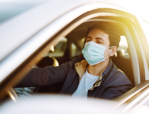 Auta w pandemicznym świecie